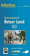 Bikeline Radkarte Österreich Retzer Land 1 : 50 000