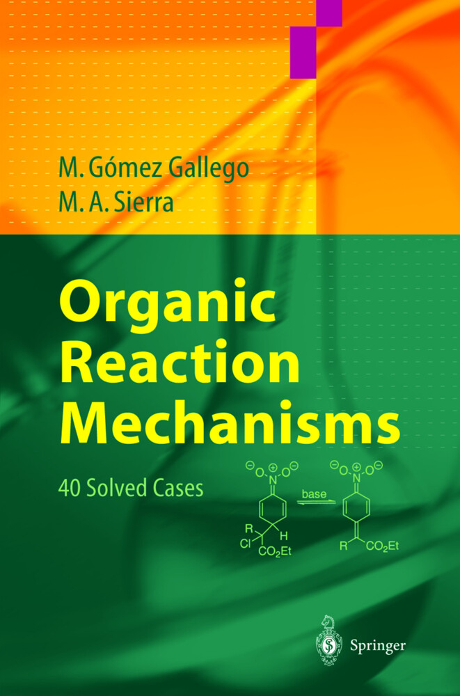 Organic Reaction Mechanisms als Buch