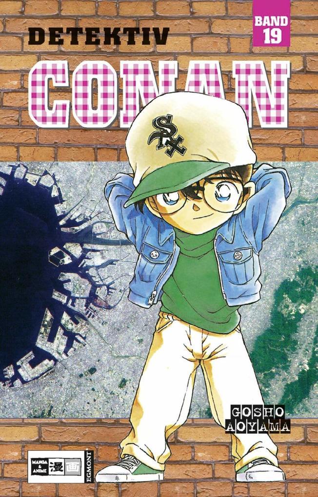 Detektiv Conan 19 als Buch