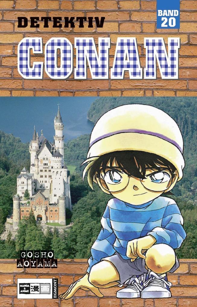 Detektiv Conan 20 als Buch