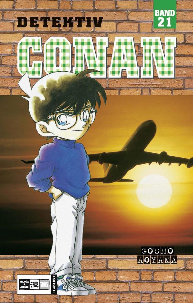 Detektiv Conan 21 als Buch