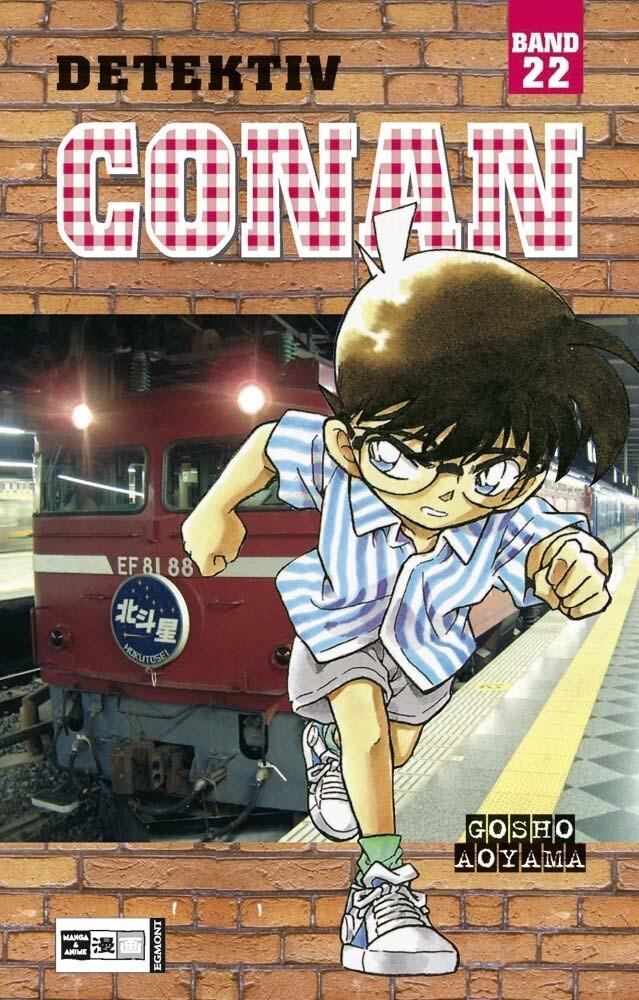 Detektiv Conan 22 als Buch