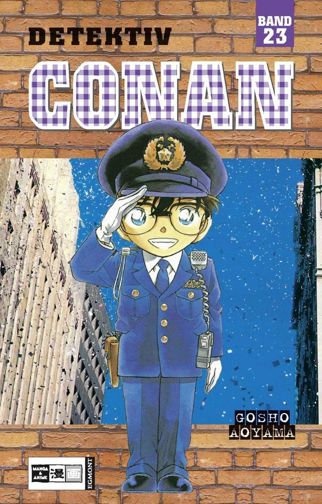 Detektiv Conan 23 als Buch