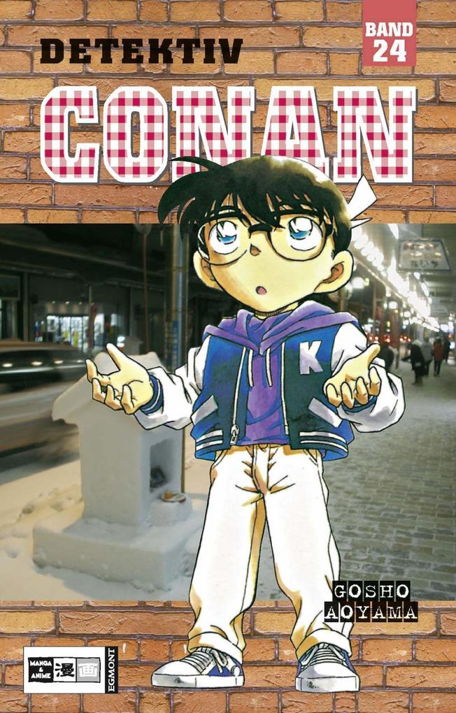 Detektiv Conan 24 als Buch