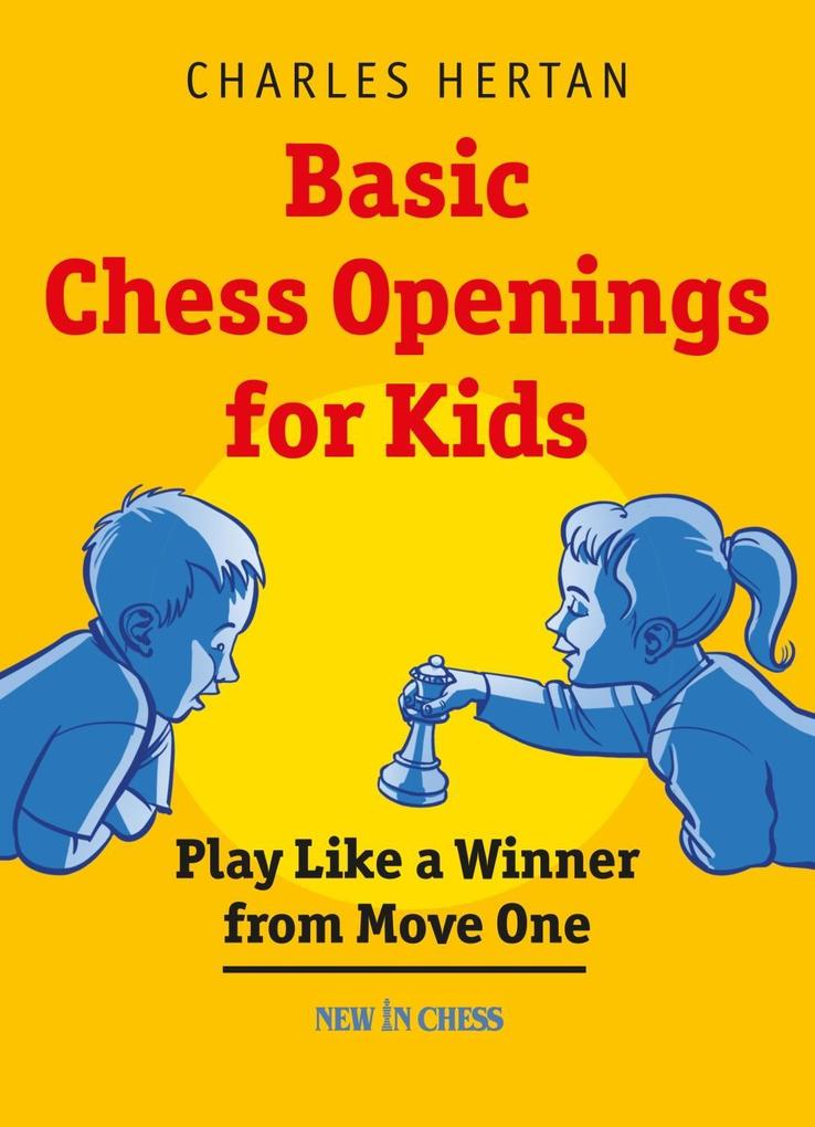 Basic Chess Openings for Kids als eBook Downloa...