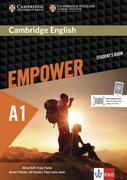 Cambridge English Empower A1. Student's book (print). Für Erwachsenenbildung/Hochschulen