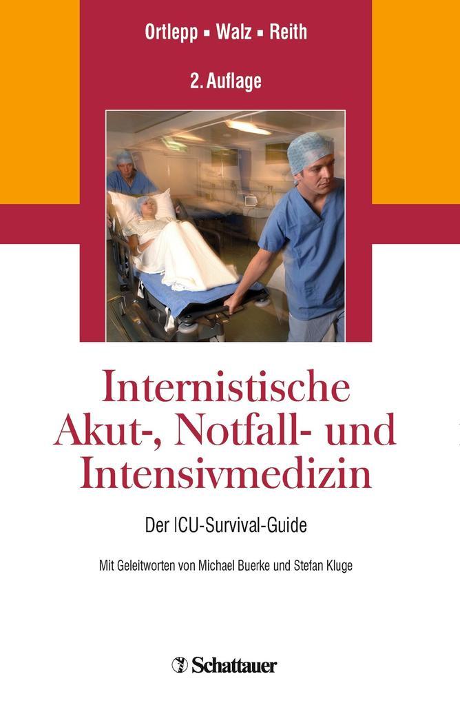Internistische Akut-, Notfall- und Intensivmedi...