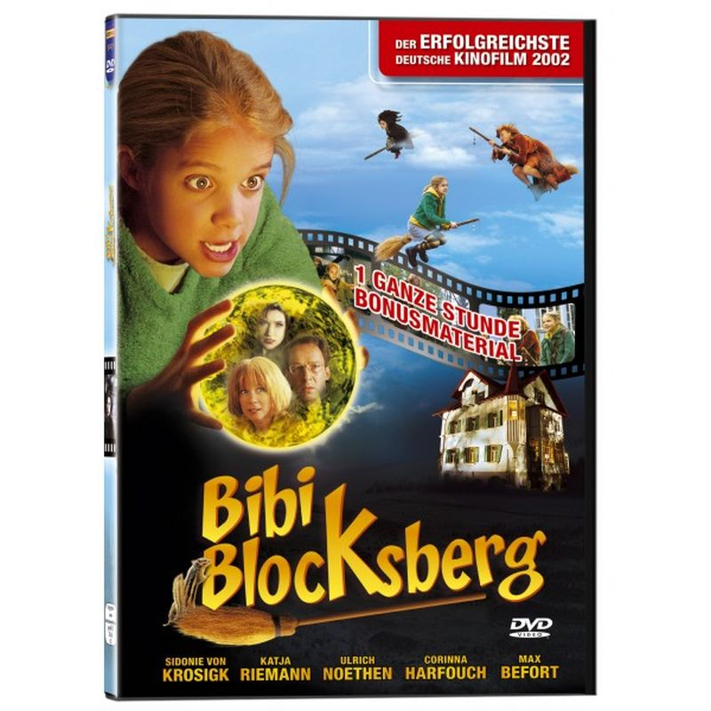 Bibi Blocksberg. DVD-Video als DVD