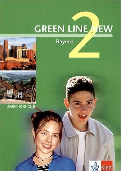 Green Line New 2. Schülerbuch. Bayern als Buch