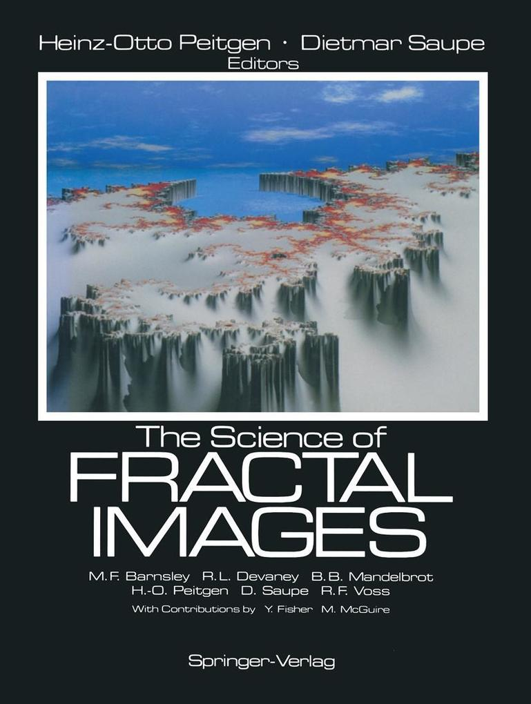 Science of Fractal Images als eBook Download von