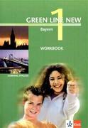 Green Line New 1. Workbook. Bayern