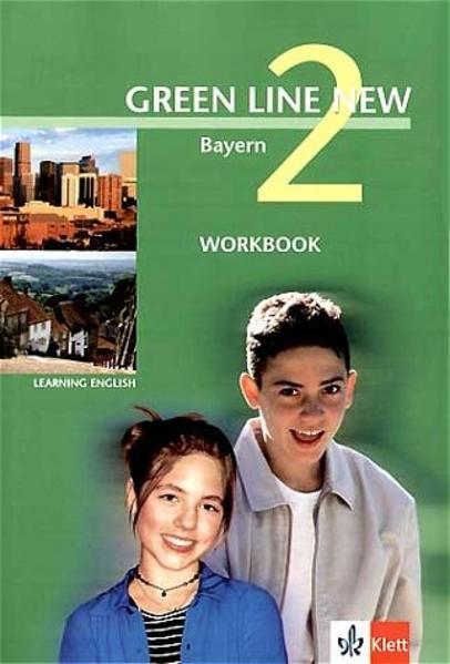 Green Line New 2. Workbook. Bayern als Buch