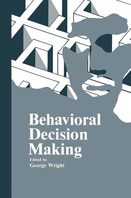 Behavioral Decision Making als eBook Download von