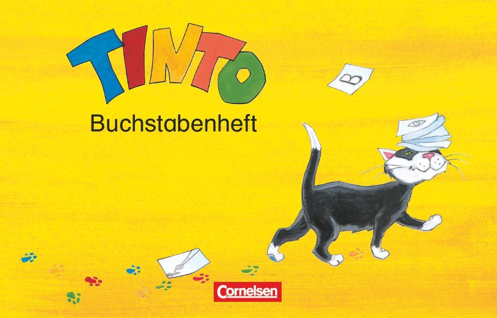 Tinto. Buchstabenheft als Buch von Rüdiger Urbanek