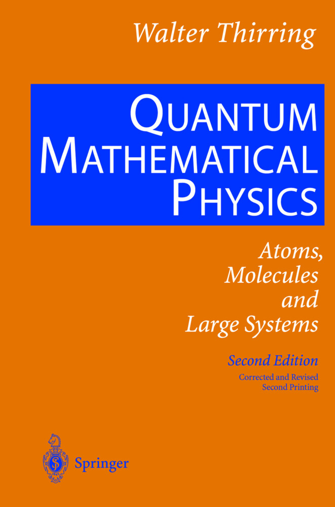 Quantum Mathematical Physics als Buch