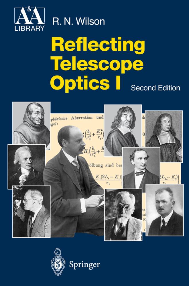 Reflecting Telescope Optics 1 als Buch