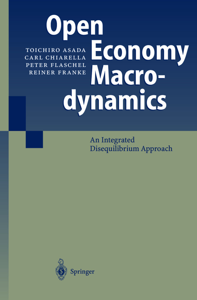 Open Economy Macrodynamics als Buch