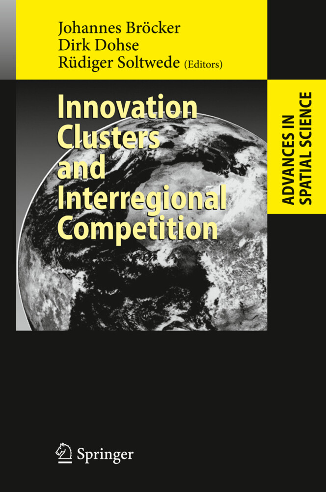 Innovation Clusters and Interregional Competition als Buch