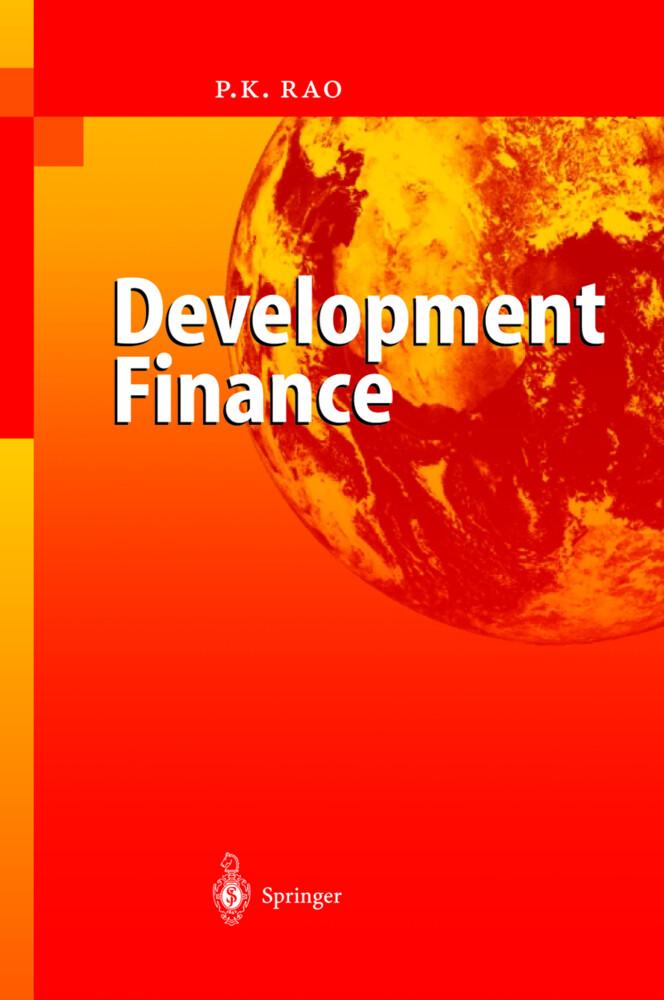 Development Finance als Buch