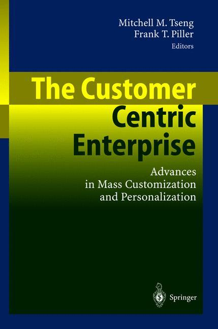 The Customer Centric Enterprise als Buch