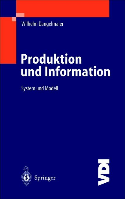 Produktion und Information als Buch