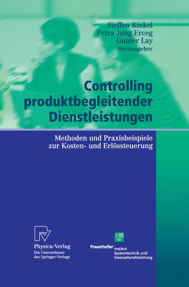 Controlling produktbegleitender Dienstleistungen als Buch