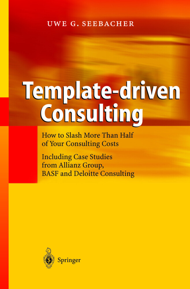 Template-driven Consulting als Buch