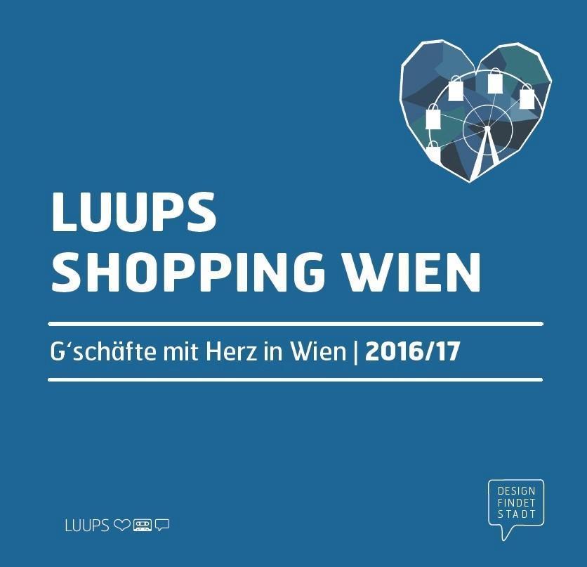 Shopping LUUPS Wien 2016/17 als Buch von