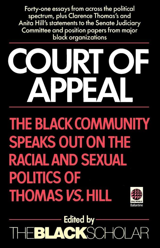 Court of Appeals als Taschenbuch