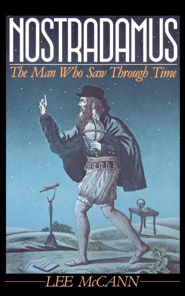 Nostradamus als Taschenbuch