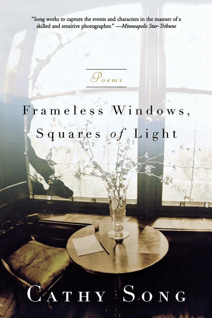 Frameless Windows, Squares of Light als Taschenbuch