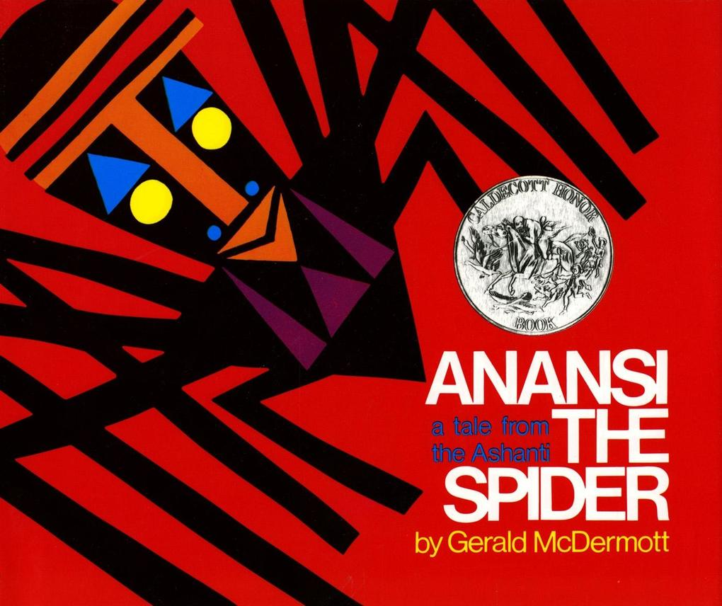 Anansi the Spider: A Tale from the Ashanti als Buch
