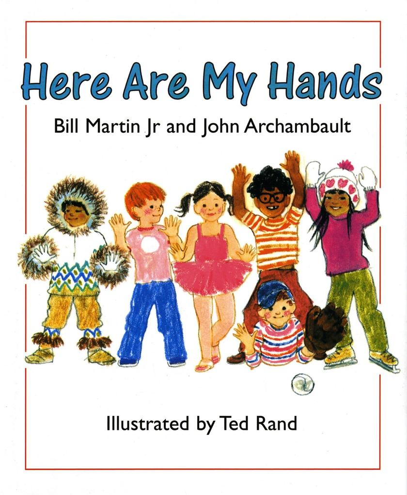 Here Are My Hands als Buch
