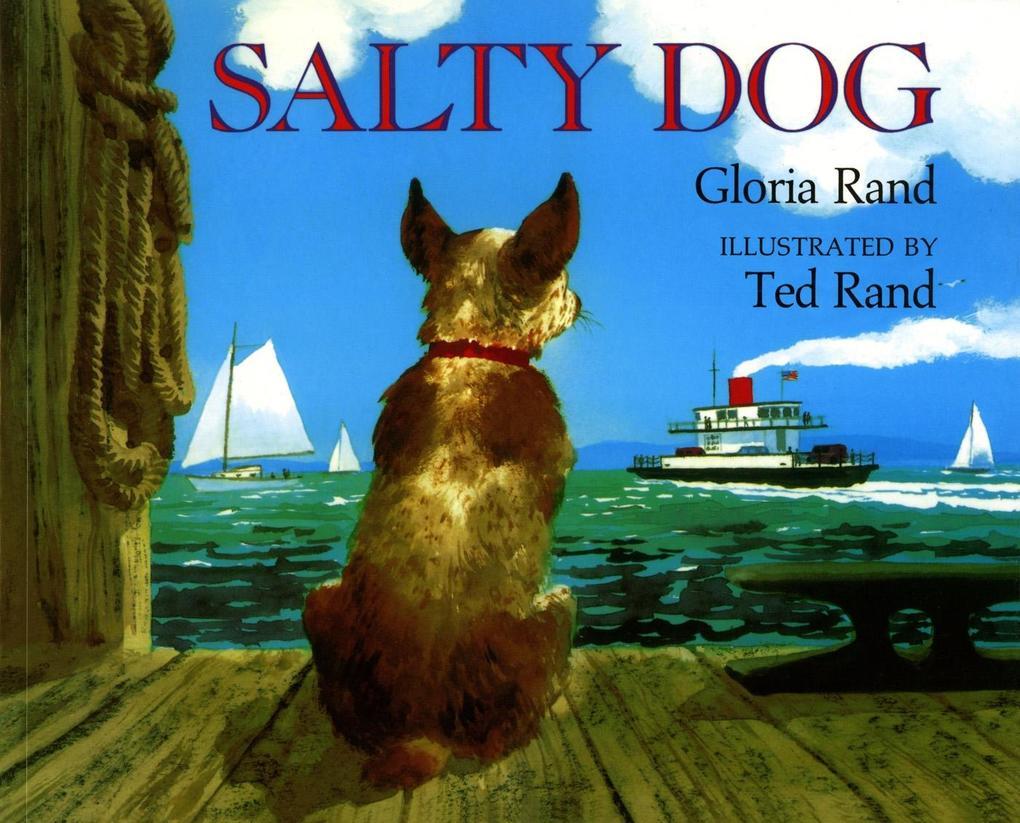 Salty Dog als Taschenbuch