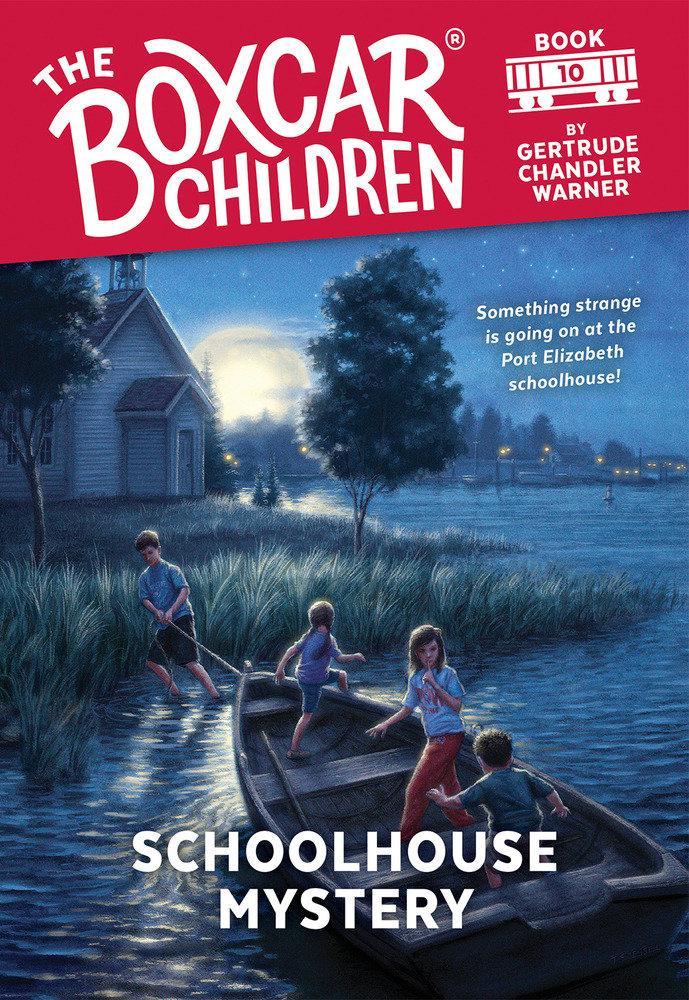 Schoolhouse Mystery als Taschenbuch
