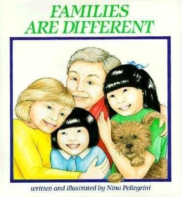 Families Are Different als Buch