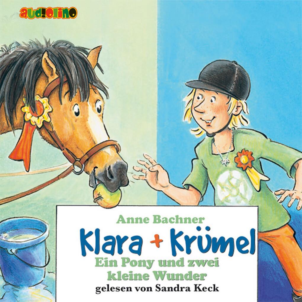 Klara + Krümel (6): Ein Pony und zwei kleine Wu...