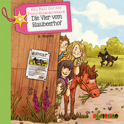 Ein Fall für die Pony-Kommissare (1): Die Vier vom Blaubeerhof