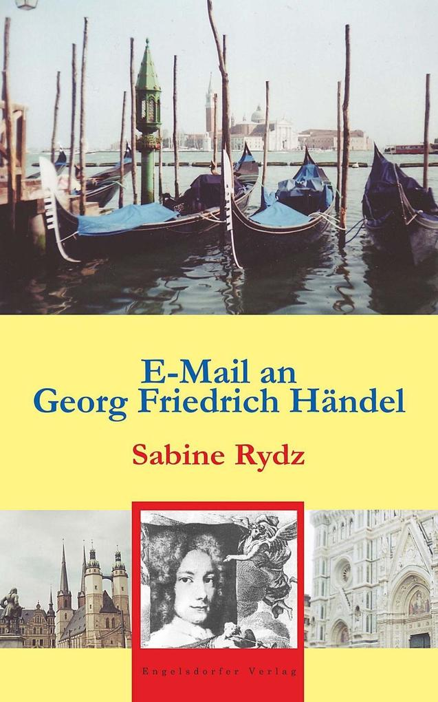 E-Mail an Georg Friedrich Händel als eBook Down...