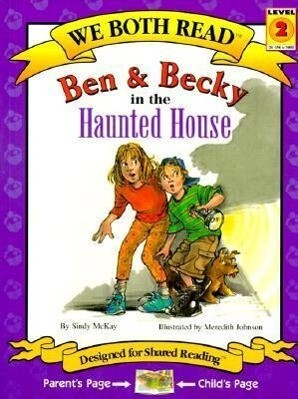 Ben & Becky in the Haunted House als Taschenbuch