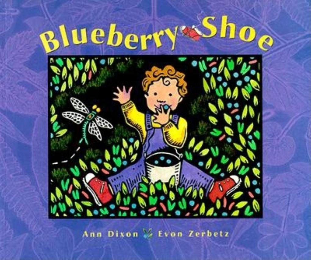 Blueberry Shoe als Taschenbuch