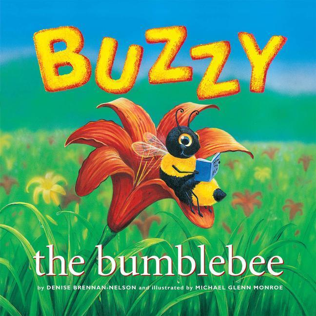 Buzzy the Bumblebee als Buch
