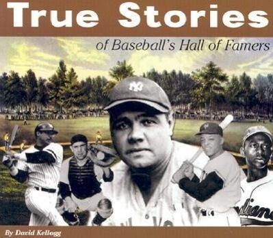 True Stories: Baseball als Taschenbuch