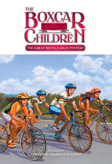 The Great Bicycle Race Mystery als Taschenbuch