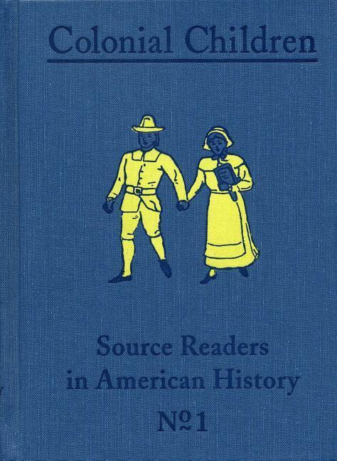 Colonial Children als Buch