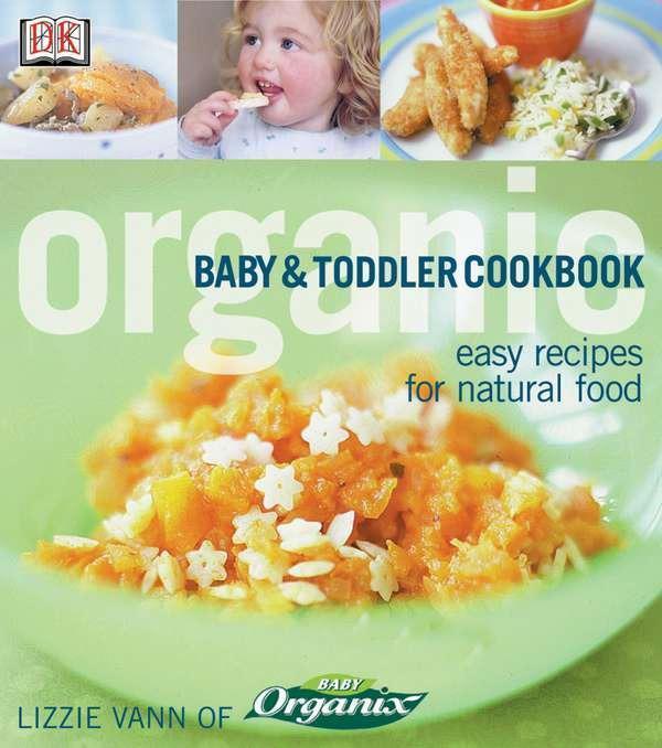 Organic Baby & Toddler Cookbook als Taschenbuch