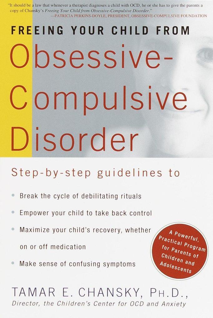 Freeing Your Child From Ocd als Taschenbuch