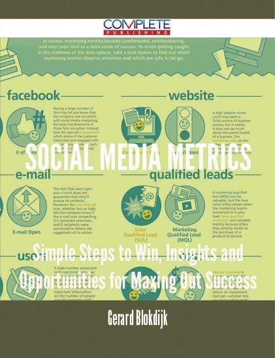 Social Media Metrics - Simple Steps to Win, Ins...