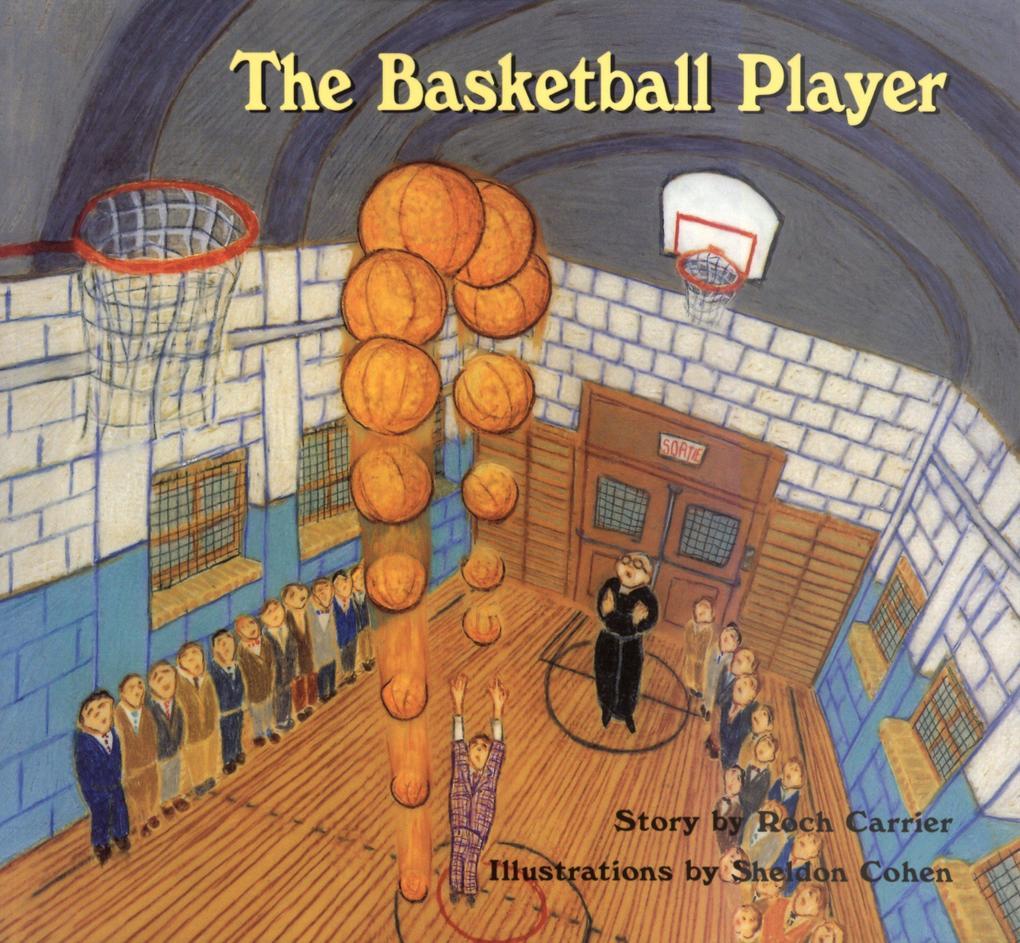 The Basketball Player als Taschenbuch