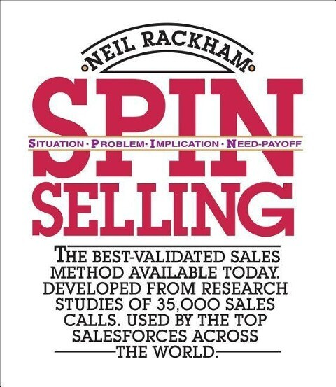 Spin Selling als Hörbuch